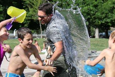 Cet été à Laval !